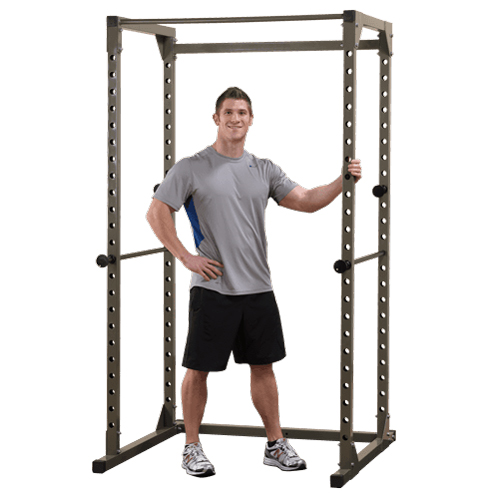 Jaulas squat Best Fitness Power Rack