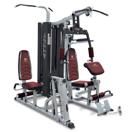 Press de carga guiada TT-4 Bh fitness - Fitnessboutique