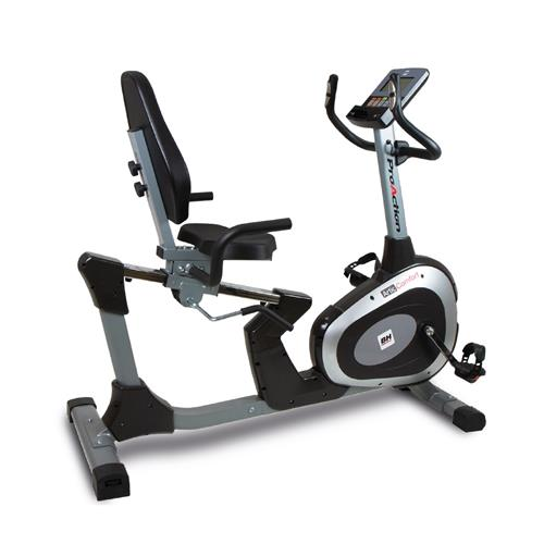 Bicicletas reclinadas ARTIC COMFORT PROGRAM Bh fitness - Fitnessboutique