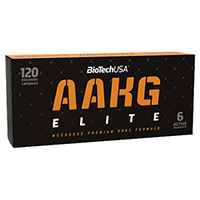pré workout BIOTECH USA AAKG Elite