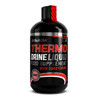 Queimador de gordura BIOTECH USA THERMO DRINE LIQUID