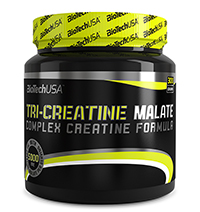 Creatinas BIOTECH USA Tri Creatine Malate