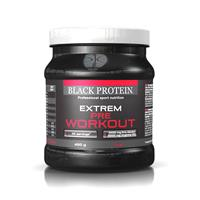 pré workout EXTREM PRE WORKOUT Black-Protein - Fitnessboutique