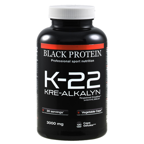 Black-Protein K 22 Kre Alkalyn