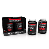 Complementos energéticos Black-Protein MULTI ENERGY