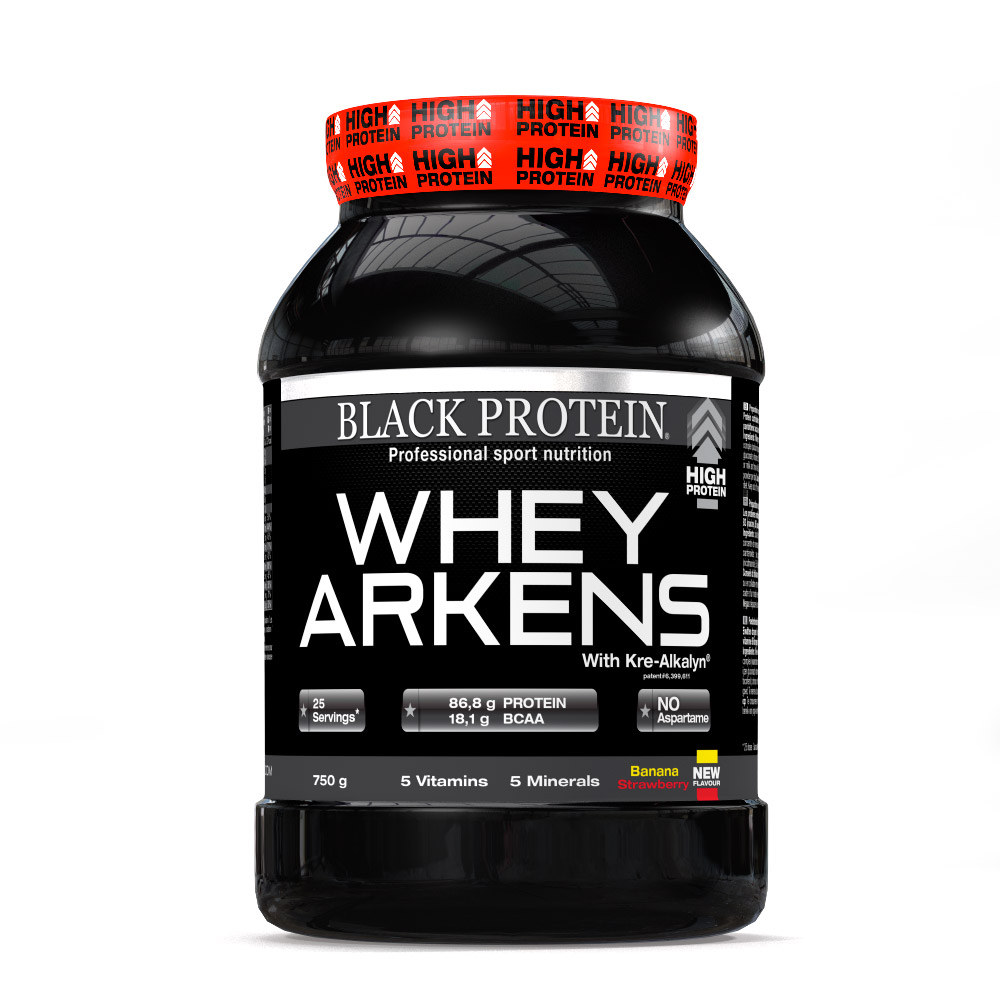 Black-Protein Whey Arkens