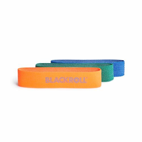 Elásticos LOOP BAND SET - 3 ELÁSTICOS Blackroll - Fitnessboutique