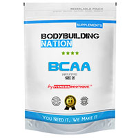 BCAA Bodybuilding Nation BCAA Pó