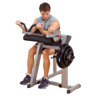 Bodysolid Biceps & Triceps Machine CBT380