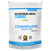 Creatinas Bodybuilding Nation Creatine Creapure