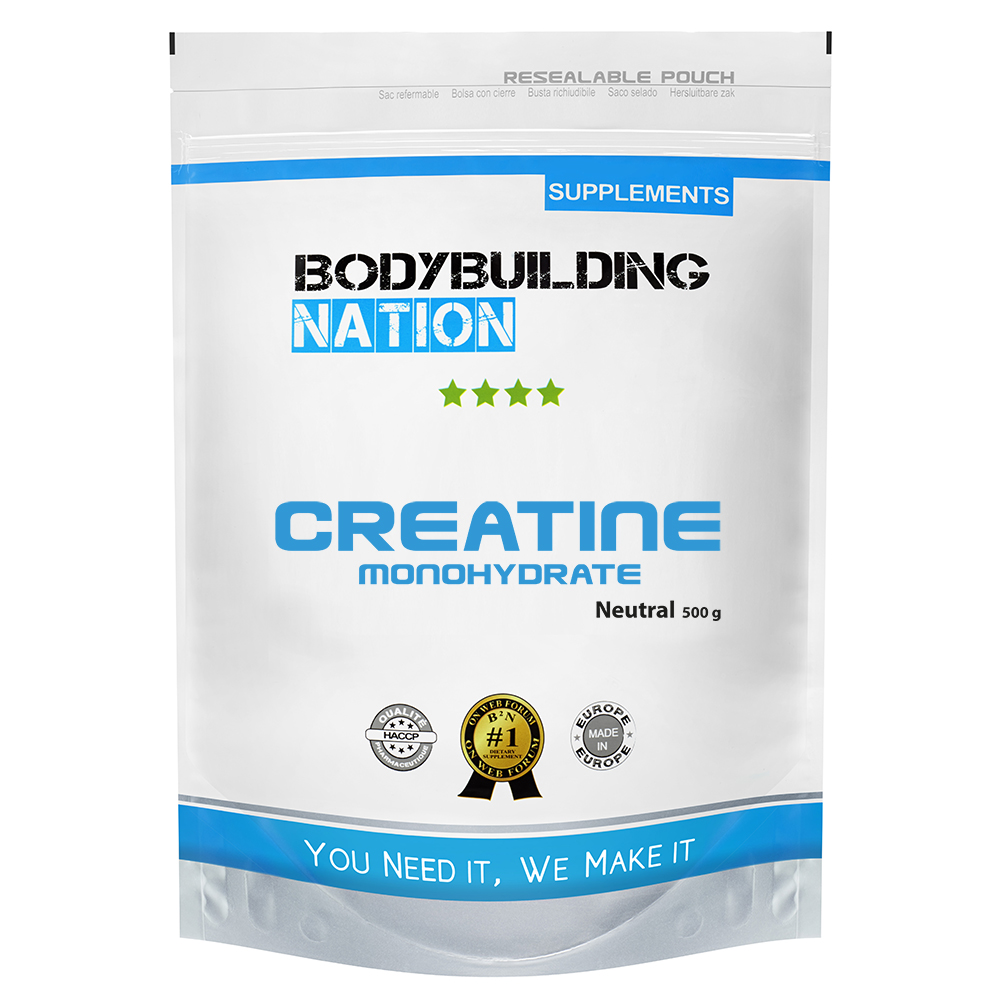 Bodybuilding Nation Creatine Monohydrate