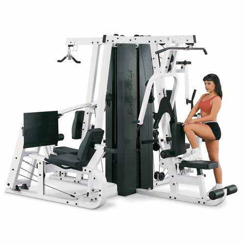 Bodysolid Press Multy Gym Body EXM4000S