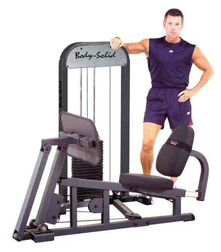Bodysolid Leg Press W/210LB