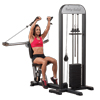Posto peitorais e ombros PRESS PEC DECK 95 kg STACK Bodysolid - Fitnessboutique