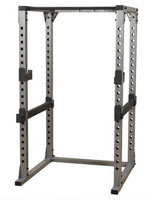 Smith machine e Squat Bodysolid Jaula de squat Pro-Power Rack GPR378