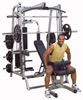 Cardio Training Smith Machine Série 7 Full Options