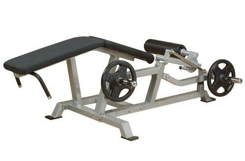 Bodysolid Club Line Posto Leg Curl Leverage