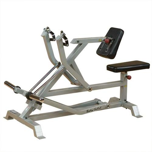 Bodysolid Club Line Remo sentado Leverage
