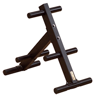 Suportes discos e Racks Bodysolid Olympic EZ-Load Weight Tree