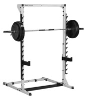 Smith machine e Squat Bodysolid Power Center base