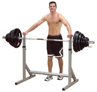 Smith machine e Squat Powerline Rack de squat