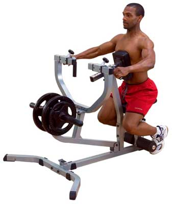 Bodysolid Seated row machine