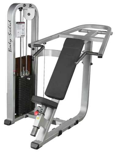 Bodysolid Club Line Press inclinada Pro