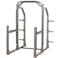 Smith machine e Squat Bodysolid Club Line Jaula de Squat Multi-Funções