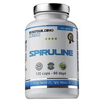 Tonus - Vitalidade Bodybuilding Nation Spiruline