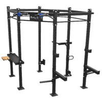 Cross training BODYSOLID CLUB LINE ADV HEX RIG TALL