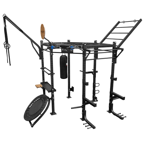 Cross training Bodysolid Club Line CLUB HEX RIG TALL
