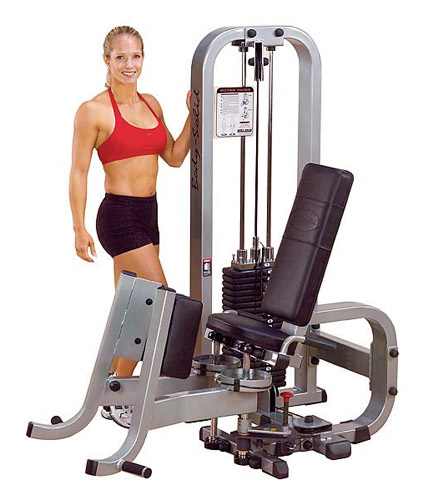 Bodysolid Club Line Press Abdutores ou Adutores