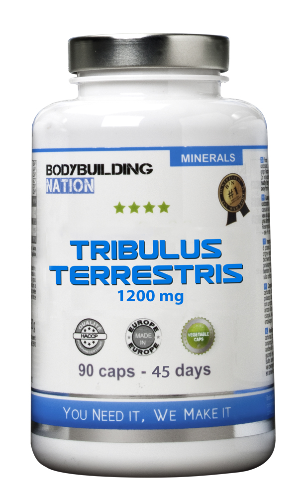 pré workout Bodybuilding Nation Tribulus