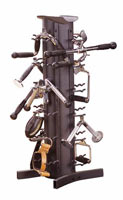 Suportes discos e Racks Bodysolid ACCESSORY STORAGE RACK