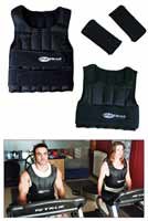 Cross training Bodysolid BODY VEST 15 kg