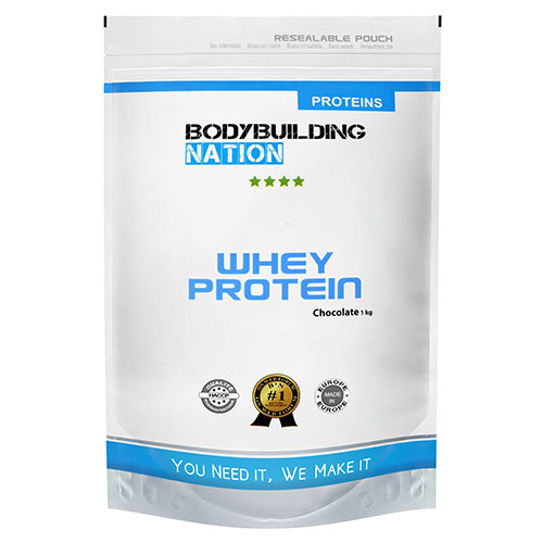 Bodybuilding Nation Whey Protein
