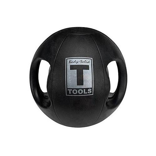 Bola medicinal - Gym Ball Bodysolid MEDICINE BALL DUAL GRIP