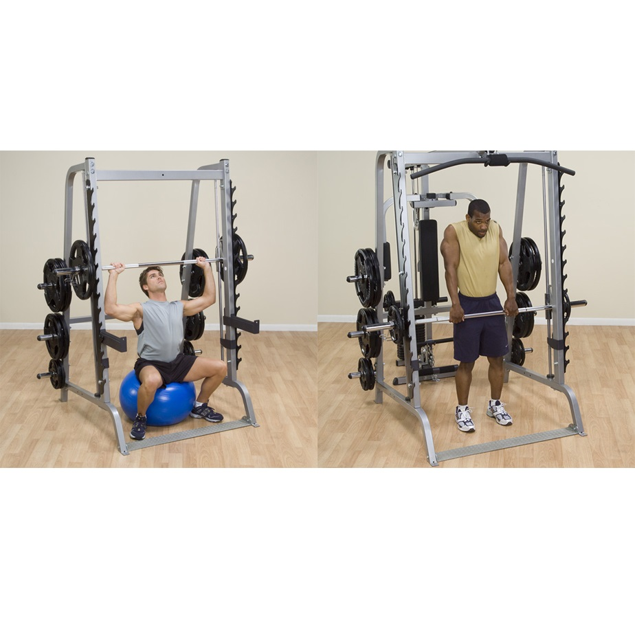 Bodysolid Smith Machine série 7 base