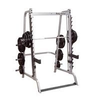 Smith machine e Squat Smith Machine série 7 base Bodysolid - Fitnessboutique