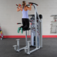Bodysolid Club Line CHIN DIP WEIGHT ASSISTED