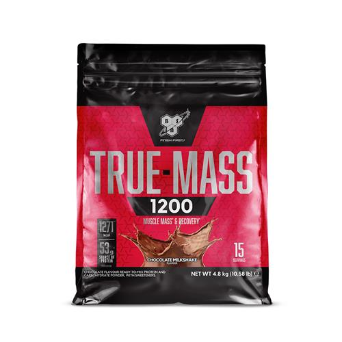 Gainer - aumento de massa True Mass 1200 Bsn - Fitnessboutique