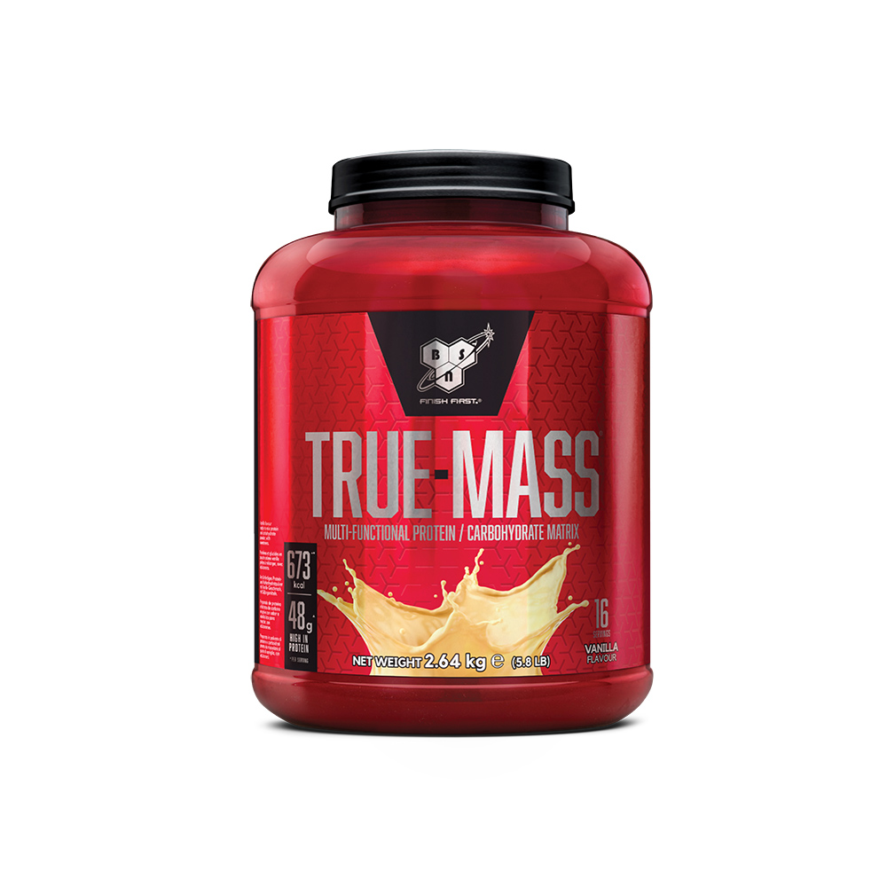 Gainer - aumento de massa Bsn True Mass