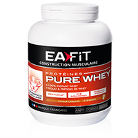 Proteína whey Ea Fit Pure Whey
