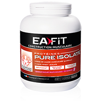 Proteína whey Ea Fit Pure Isolate