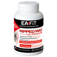 Queimador de gordura Ea Fit Ripped Max Ultimate