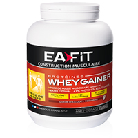 Gainer - aumento de massa Ea Fit Whey Gainer