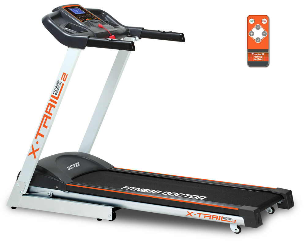Fitness Doctor X TRAIL 2