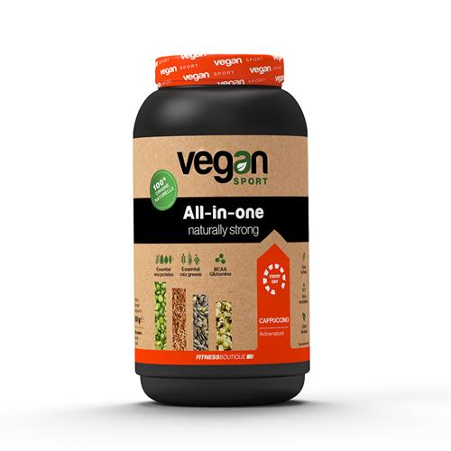 Proteínas Vegan Sport ALL IN ONE NATURALLY STRONG