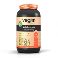 Proteínas ALL IN ONE NATURALLY STRONG Vegan Sport - Fitnessboutique