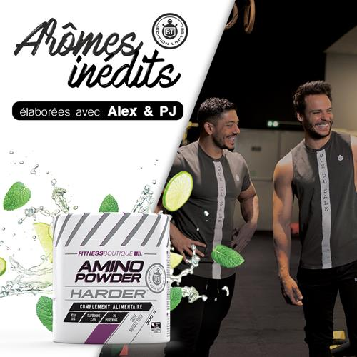 Aminoácidos Harder AMINO POWDER HARDER